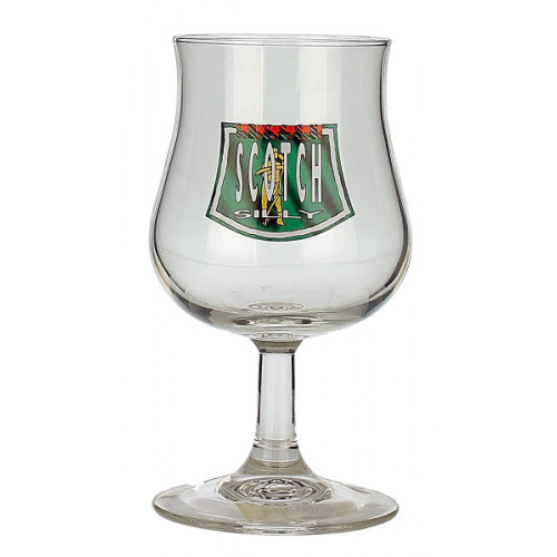 Scotch Silly Tulip Glass