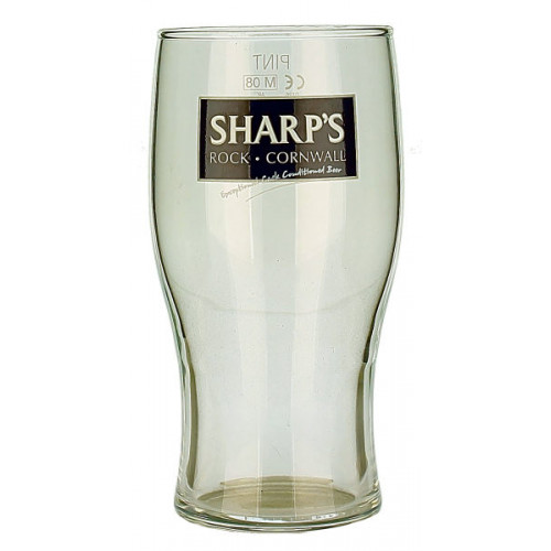 Sharps Glass (Pint)