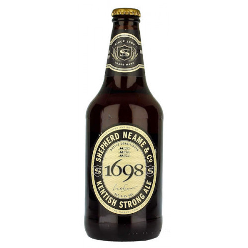 Shepherd Neame 1698 Celebration Ale (B/B Date End 04/19)