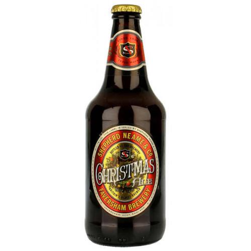 Shepherd Neame 2016 Christmas Ale