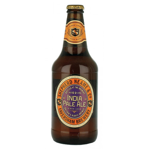 Shepherd Neame India Pale Ale (B/B Date End 05/19)