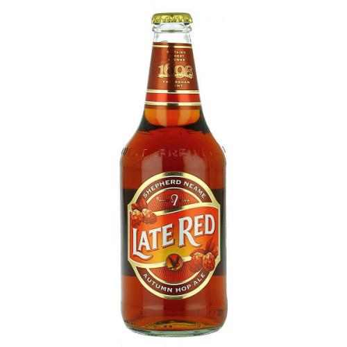 Shepherd Neame Late Red