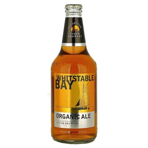 Shepherd Neame Whitstable Bay Organic Ale