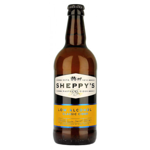 Sheppys Low Alcoholic Classic Cider