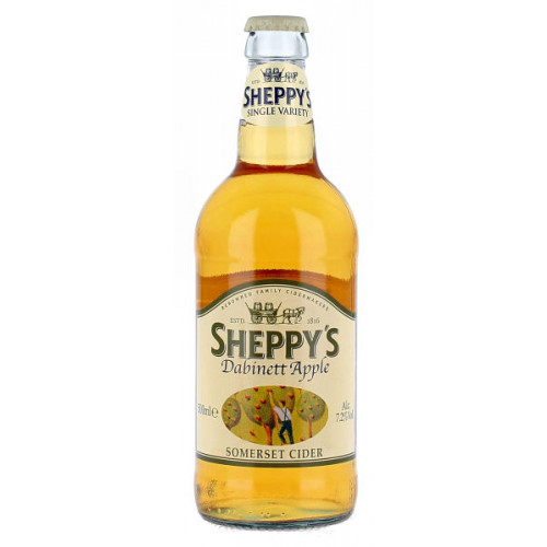 Sheppy Dabinett Apple