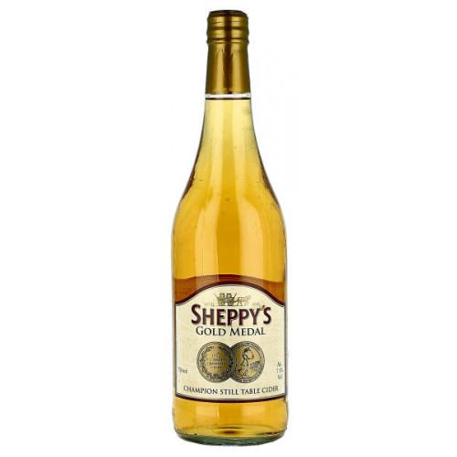 Sheppy Gold Medal