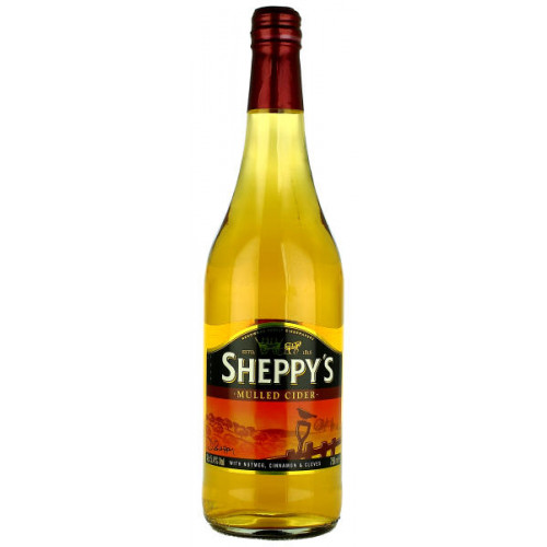 Sheppys Mulled Cider