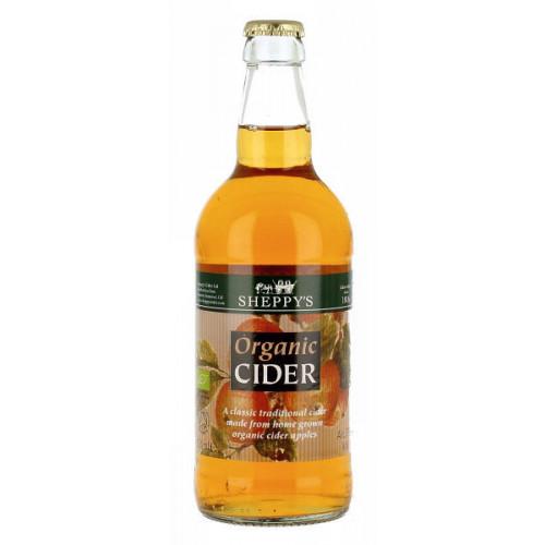 Sheppy Organic Cider