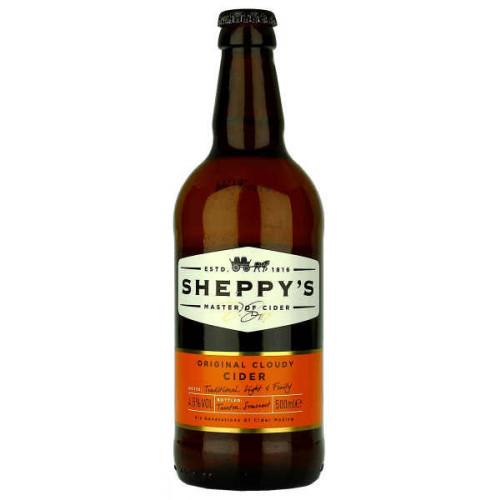 Sheppys Original Cloudy Cider