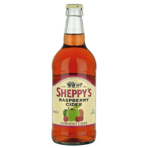 Sheppys Raspberry Cider