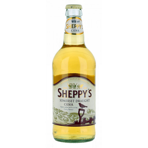 Sheppy Somerset Draught