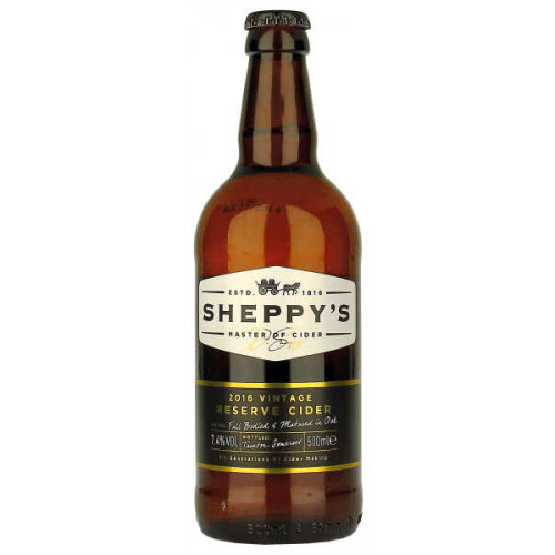 Sheppy Vintage Reserve Oak Matured