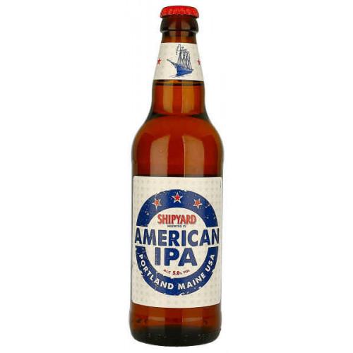 Shipyard Brewery American IPA