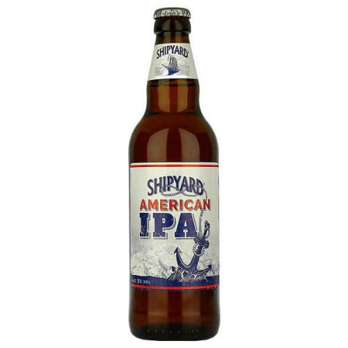 Shipyard Brewery IPA
