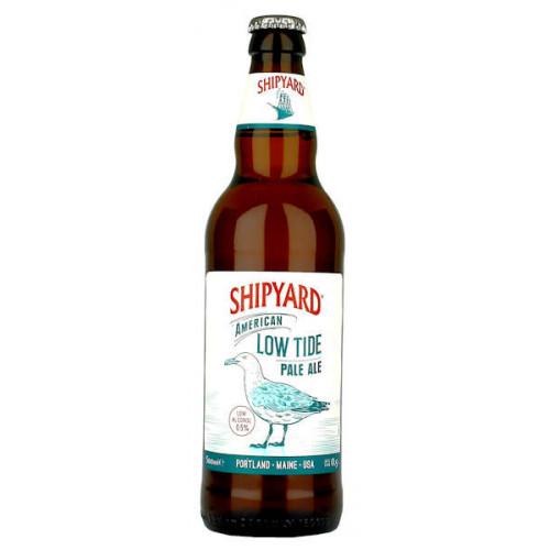 Shipyard Brewery American Low Tide Pale Ale