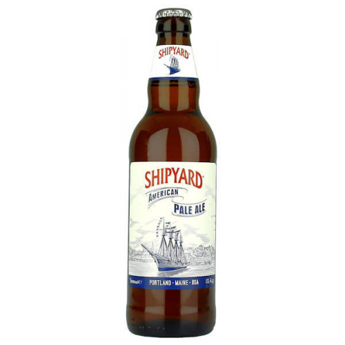 Shipyard Brewery American Pale Ale