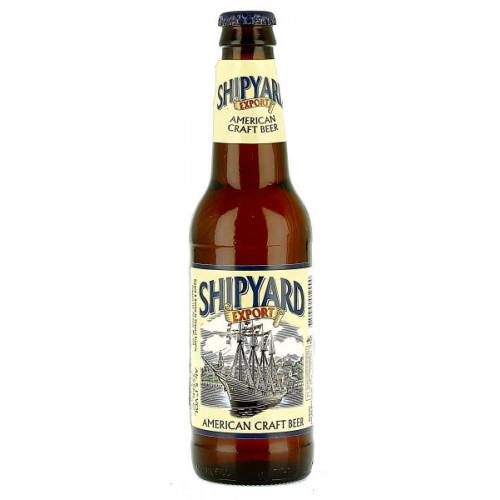 Shipyard Brewery Export