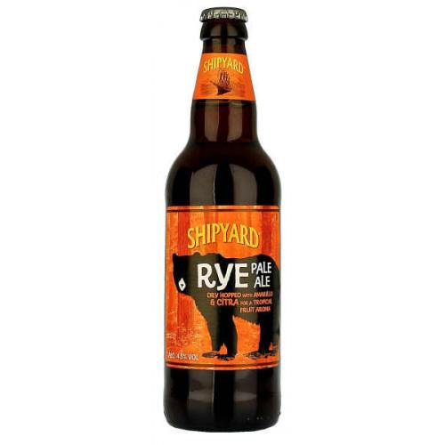 Shipyard Brewery Rye Pale Ale