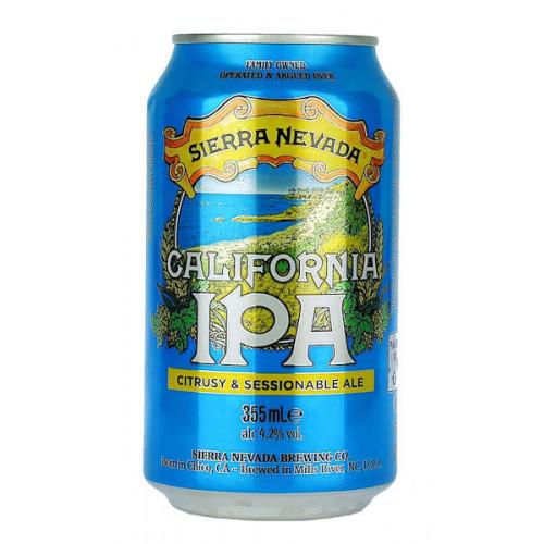 Sierra Nevada California IPA Can