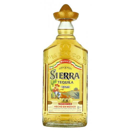 Sierra Tequila Reposado Gold