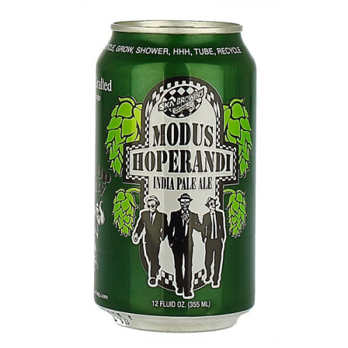 Ska Brewing Modus Hoperandi IPA