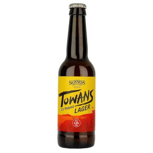 Skinners Towans Lager