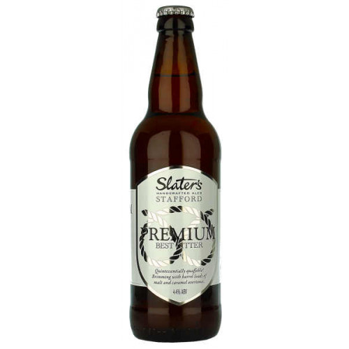 Slaters Premium Bitter
