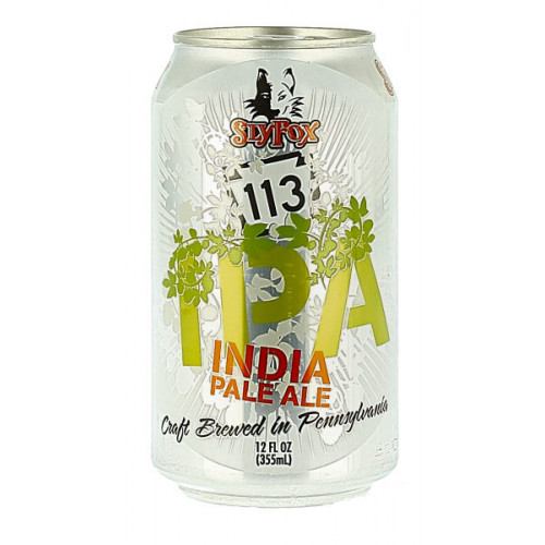Sly Fox 113 IPA 355ml Can
