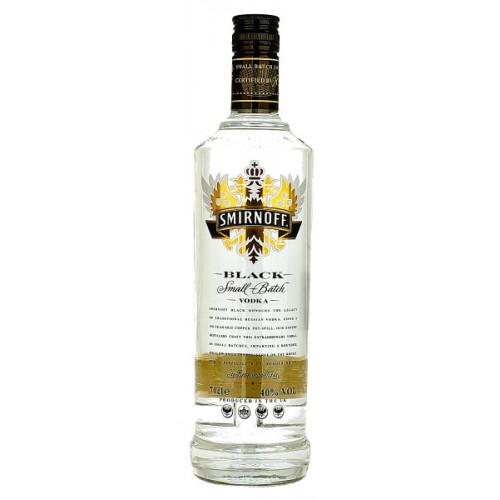 Smirnoff Black Small Batch Vodka
