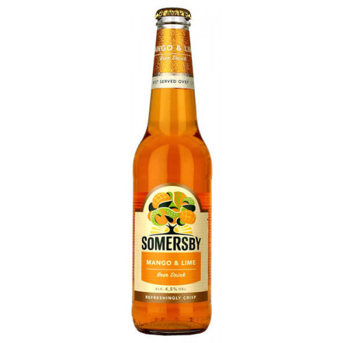 Somersby Mango and Lime Beer Drink