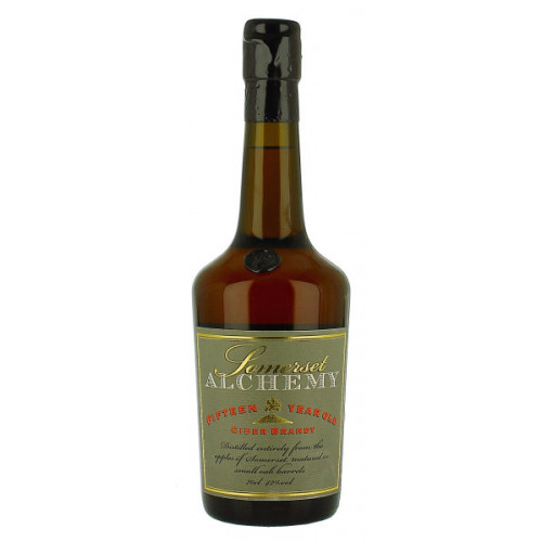 Somerset Cider Brandy Alchemy 15yo