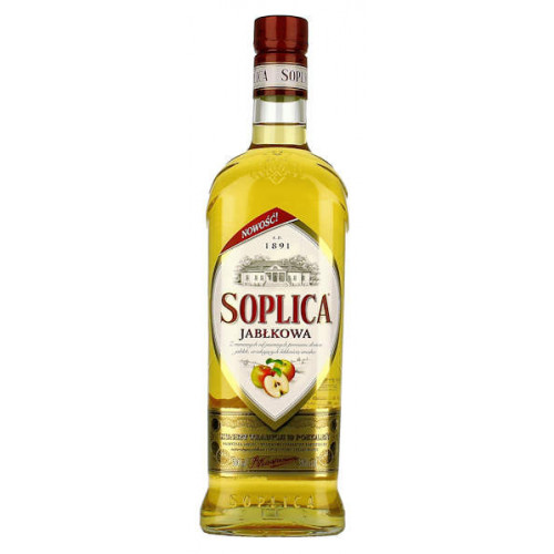 Soplica Jablkowa Vodka (Apple)