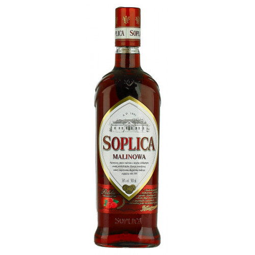Soplica Malinowa Vodka (Raspberry)