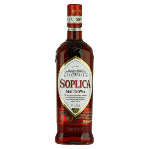 Soplica Malinowa Vodka (Raspberry)