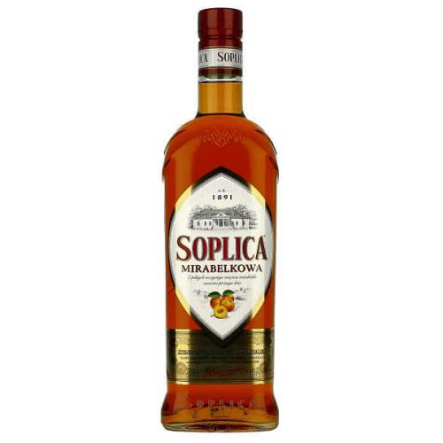 Soplica Mirabelkowa Vodka (Mirabelle Plum)