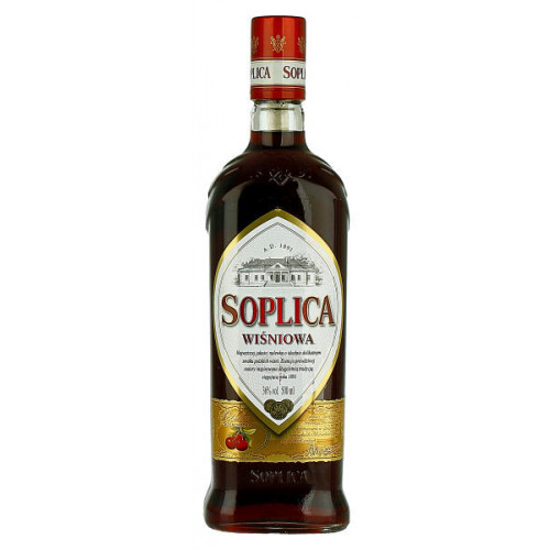 Soplica Wisniowa Vodka (Cherry)