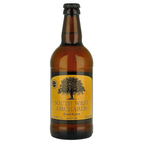 South West Orchards Craft Cider