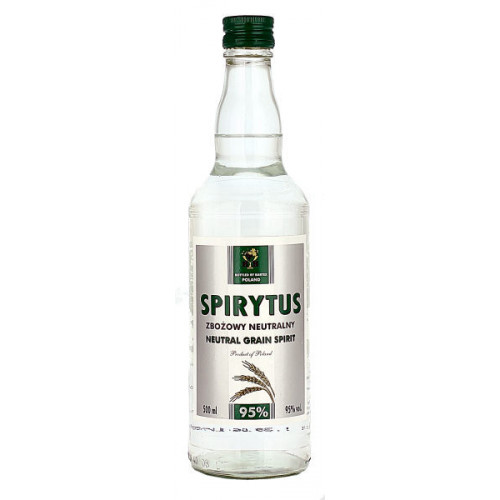 Spirytus Monopolowy Extra Fine 500ml