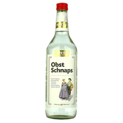 Spitz Obst (Apple and Pear) Schnapps 1 Litre