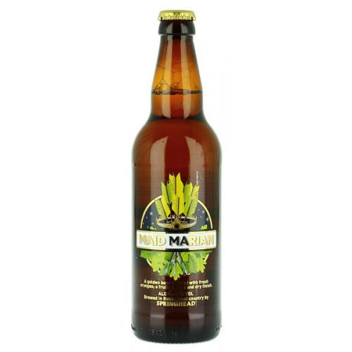 Springhead Brewery Maid Marian
