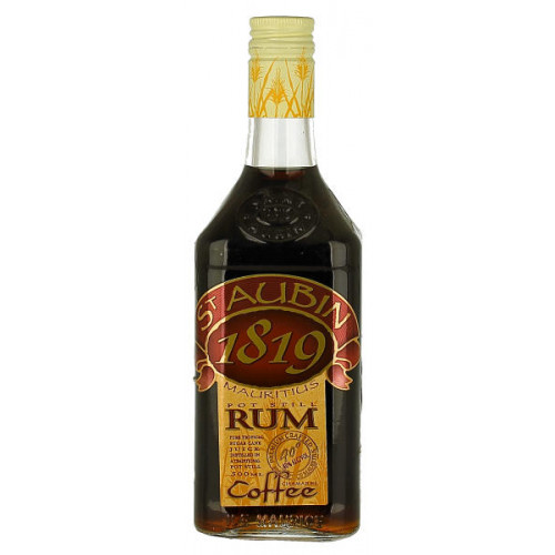 St Aubin Rhum Agricole Coffee