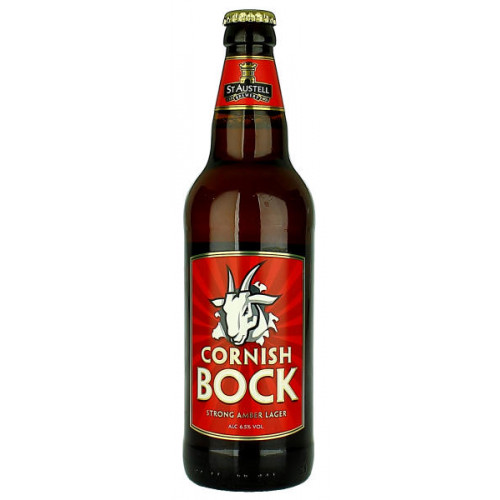 St Austell Cornish Bock