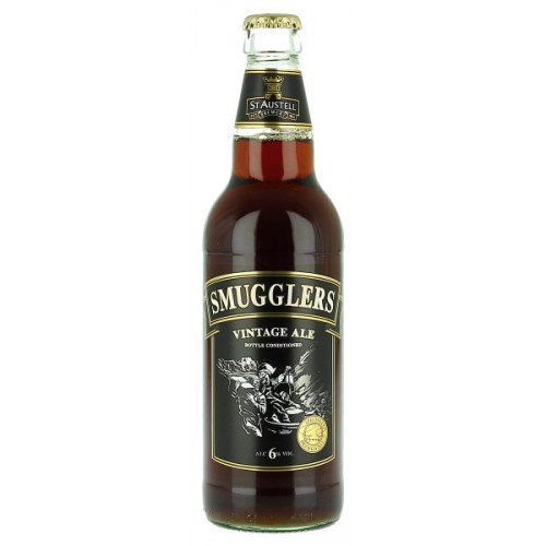 St Austell Smugglers Ale