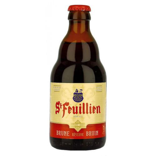 St Feuillien Brune