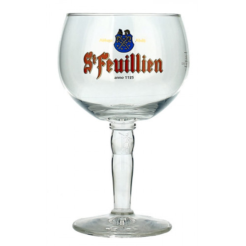St Feuillien Chalice Glass (large) 0.33L