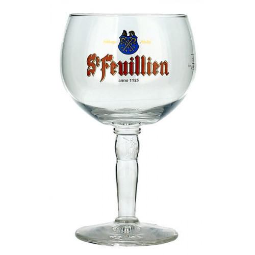 St Feuillien Chalice Glass (large) 0.33L