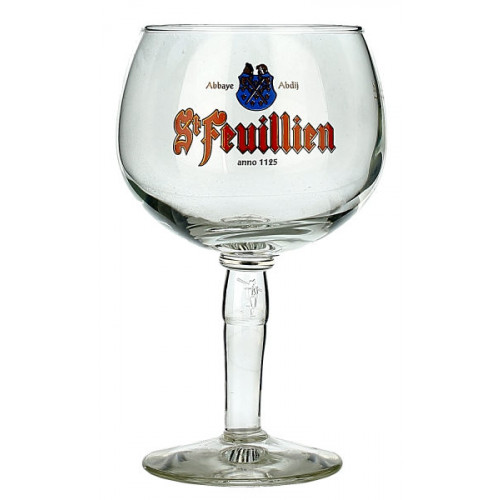 St Feuillien Chalice Glass (small) 0.25L