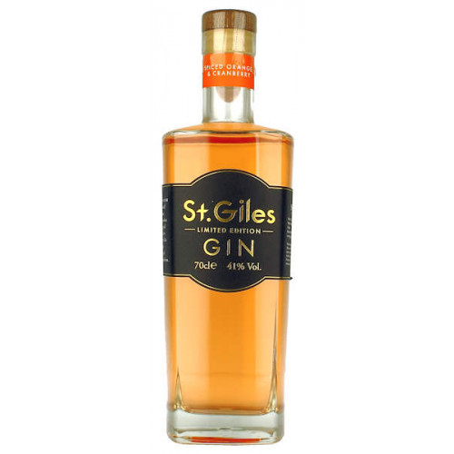 St Giles Spiced Orange and Cranberry Gin