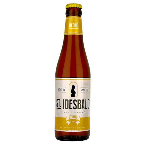 St Idesbald Blonde (B/B Date End 02/19)