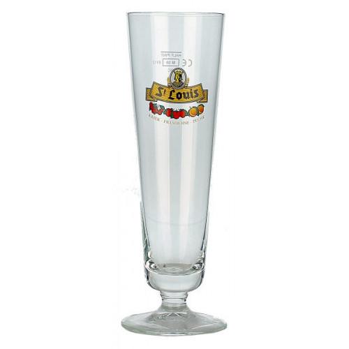 St Louis Pokal Glass (Half Pint)